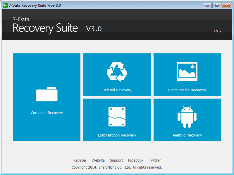 Free data recovery software download | pcriver.
