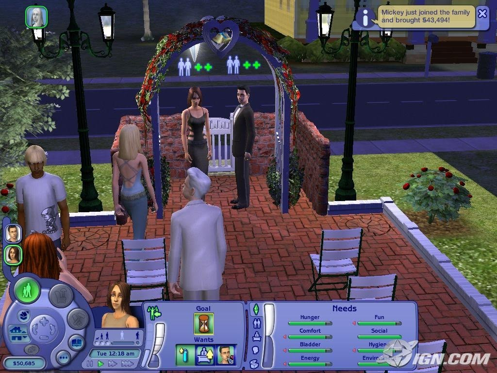 Los Sims Stories Collection