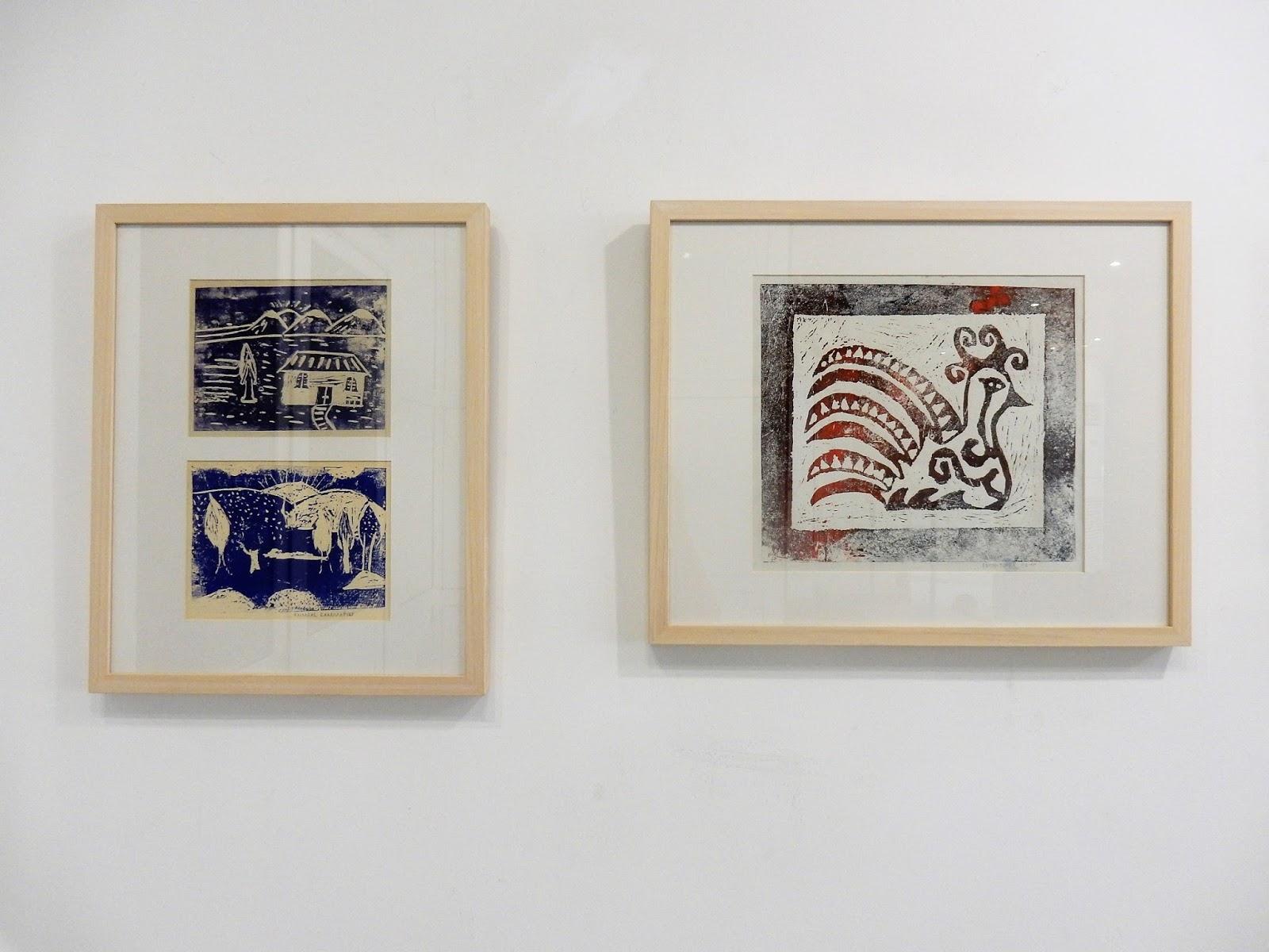 Έκθεση από τη συλλογή του Ελεύθερου Εργαστηρίου της Δημοτικής Πινακοθήκης Λάρισας (ΦΩΤΟ)