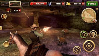 لعبة القتال West Gunfighter مهكرة للأندرويد - تحميل مباشر