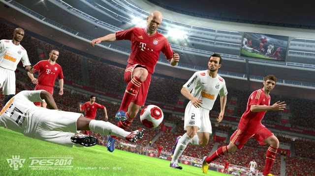 Pro Evolution Soccer (PES) 2014 Full Version PC Game Free Download - 1