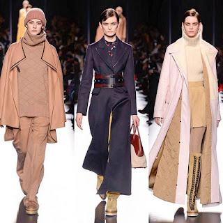 Moda Internacional Invierno 2017 :Hermès