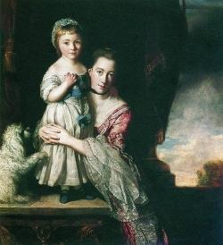 Подборка картин «Материнство в живописи»