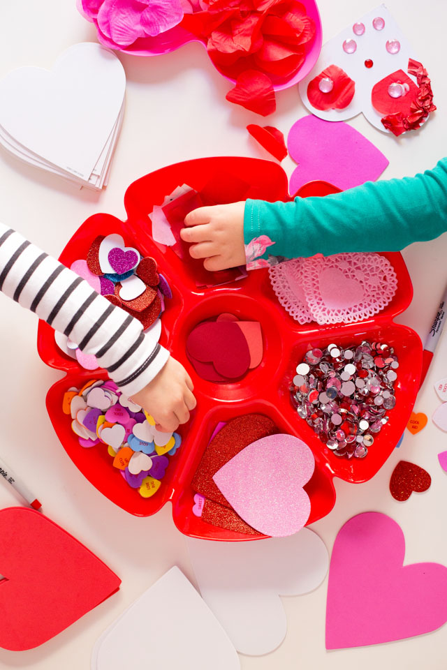 5 Tips for Making Handmade Kids Valentine Cards – Cute Valentine Cards Homemade