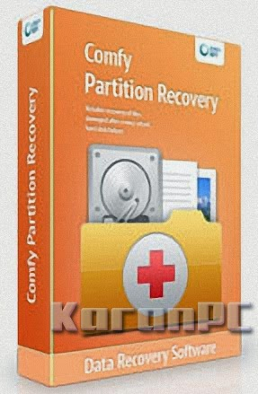 Comfy Partition Recovery 2.2 + Key