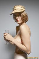 Leelee Sobieski Marcus Gaab photoshoot for I Love You Magazine