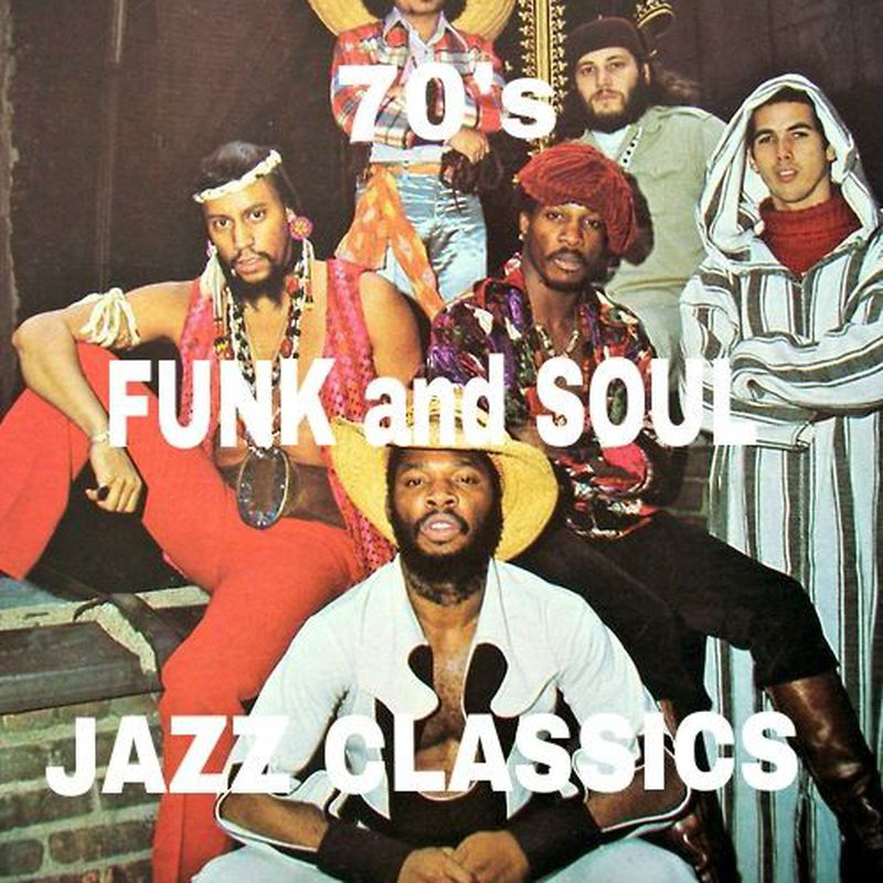 70s FUNK and SOUL JAZZ CLASSICS von DJ Stan Lee | Das Montags Mixtape