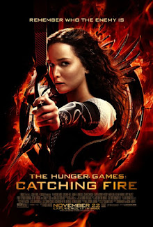 Portada de la película The Hunger Games: Catching Fire