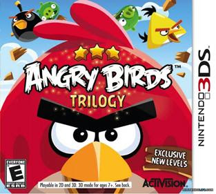 Angry Birds Trilogy, 3DS, Español, Mega