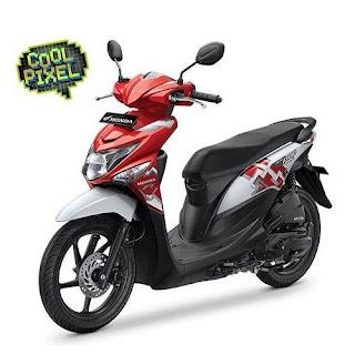 Sepeda Motor Beat Pop 6