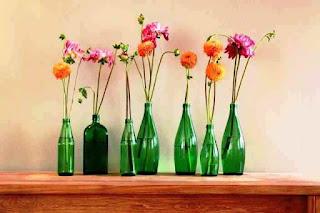 Bunga Hiasan Meja Ruang Tamu Rumah