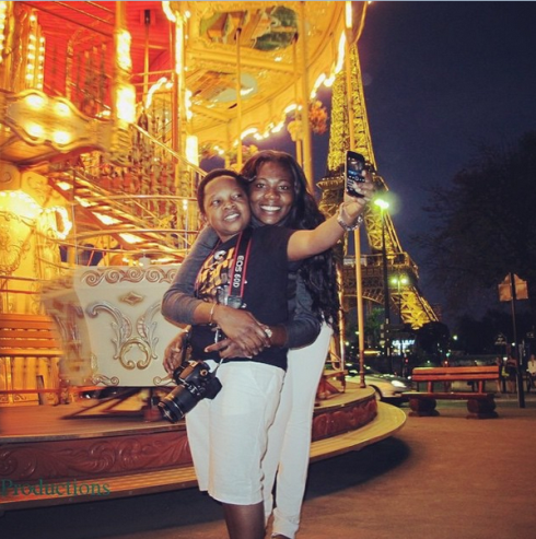 chinedu ikedieze wife vacation