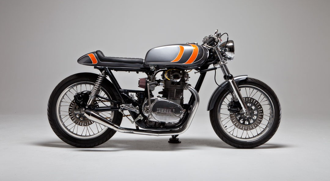 Ryan's XS650 - RocketGarage - Cafe Racer Magazine