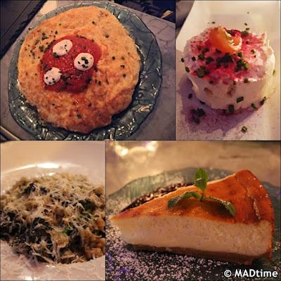 Los platos de Gigi