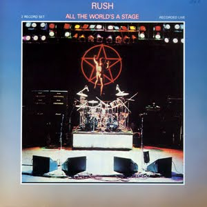 "RUSH : ""All The World's A Stage"" 1976"