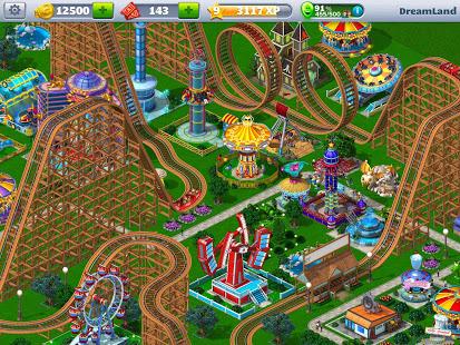 Pada kesempatan kali ini admin akan membagikan sebuah  RollerCoaster Tycoon® 4 Mobile v1.13.5 Mod Apk (Unlimited Money)