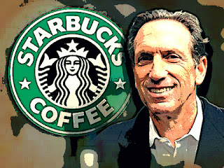 Biografi dan Profil Howard Schultz - Milyarder Pemilik Kedai Kopi Starbucks