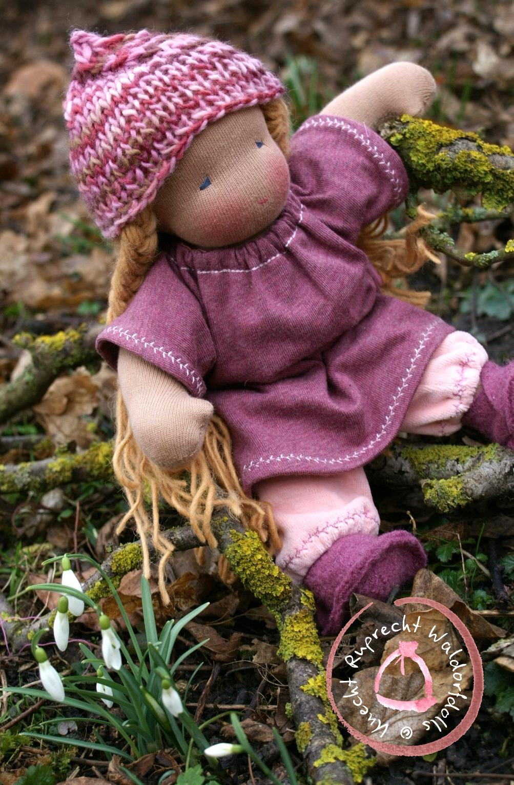 Knecht Ruprecht Waldorf Doll