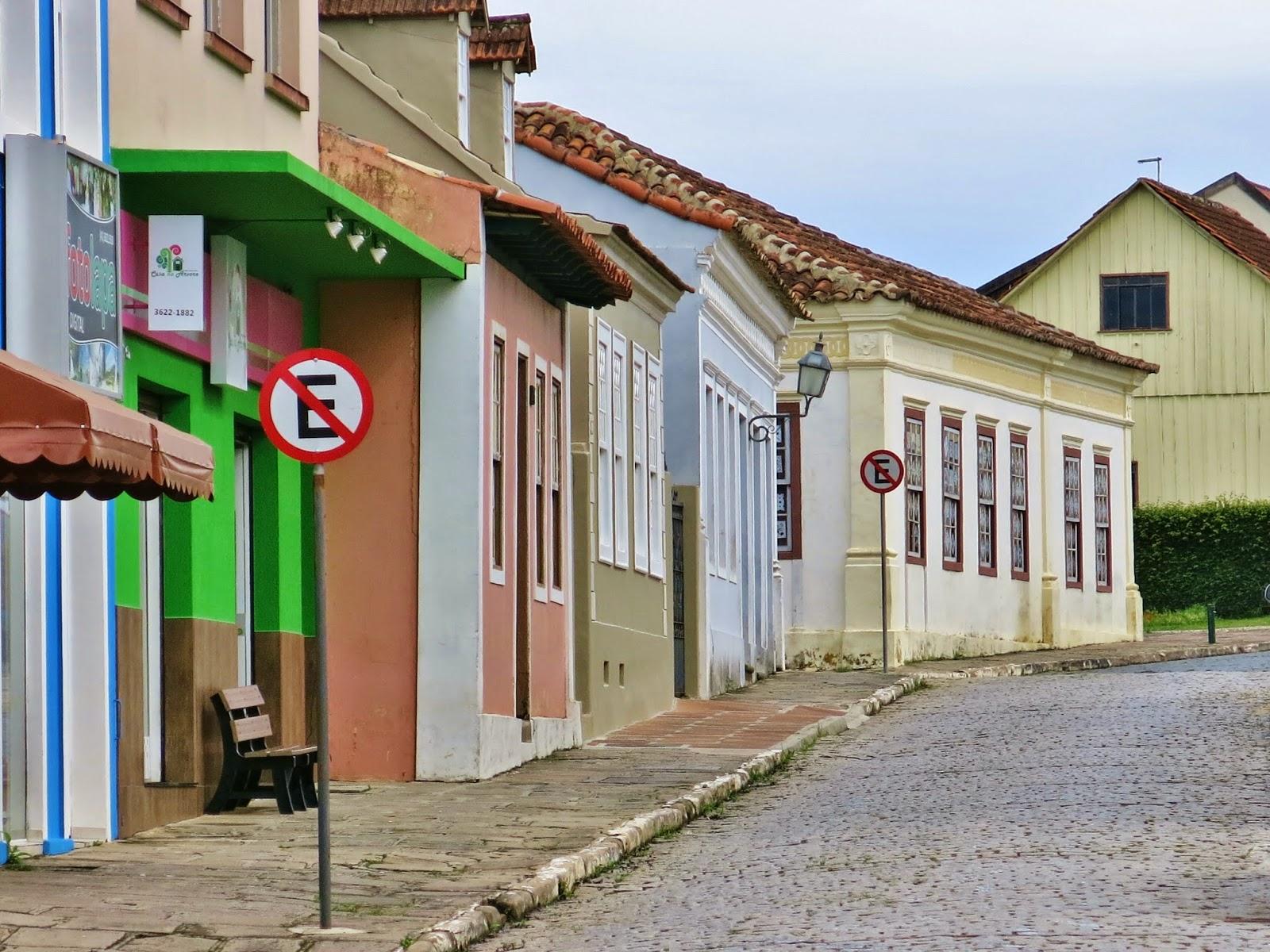 Centro Histórico da Lapa paranaense