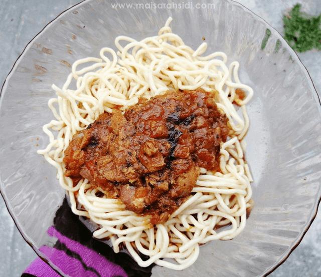 Spaghetti Segera Master Pasto Bolognese