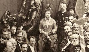 Machado 03 300x175 - Machado de Assis é identificado em foto histórica sobre abolição