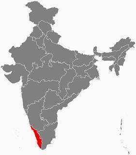 केरल की जनसंख्या कितनी है - Population of Kerala