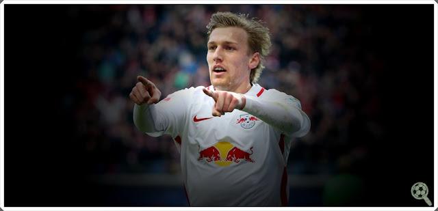 Emil Forsberg Red Bull Leipzig