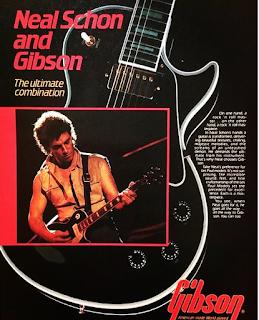 Neal Schon Plays Guitar
