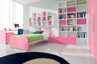 Kid Bedroom for Girl