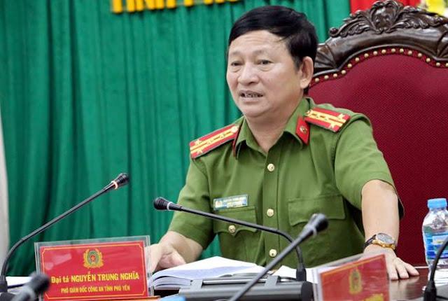 Đại tá Nguyễn Trung Nghĩa