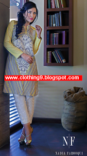 Nadia Farooqui Eid Formal Collection 2015