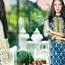 Zanisha Embroidered Spring Summer kurtis 2016-17 By Al-Zohaib Textile