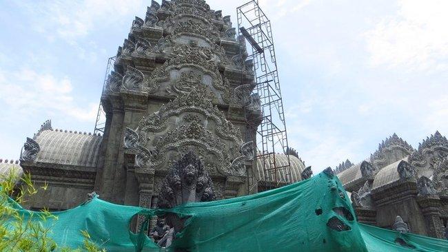 Строится новый храм