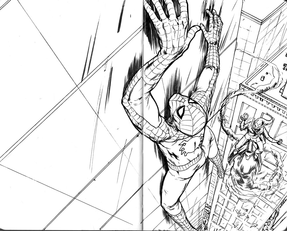 coloring pages spiderman - amazing spider man coloring pages