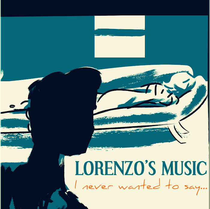 I never wanted to say by Lorenzo's Music