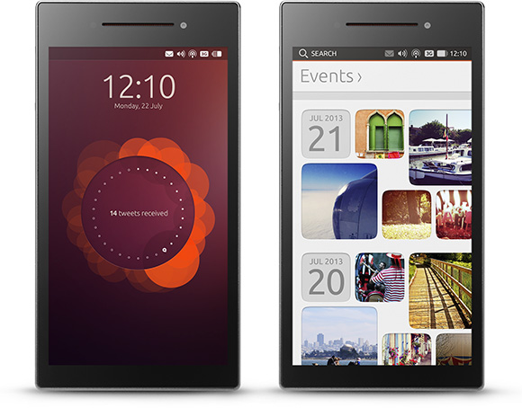 Ubuntu Edge crowdfunding campaign on indiegogo