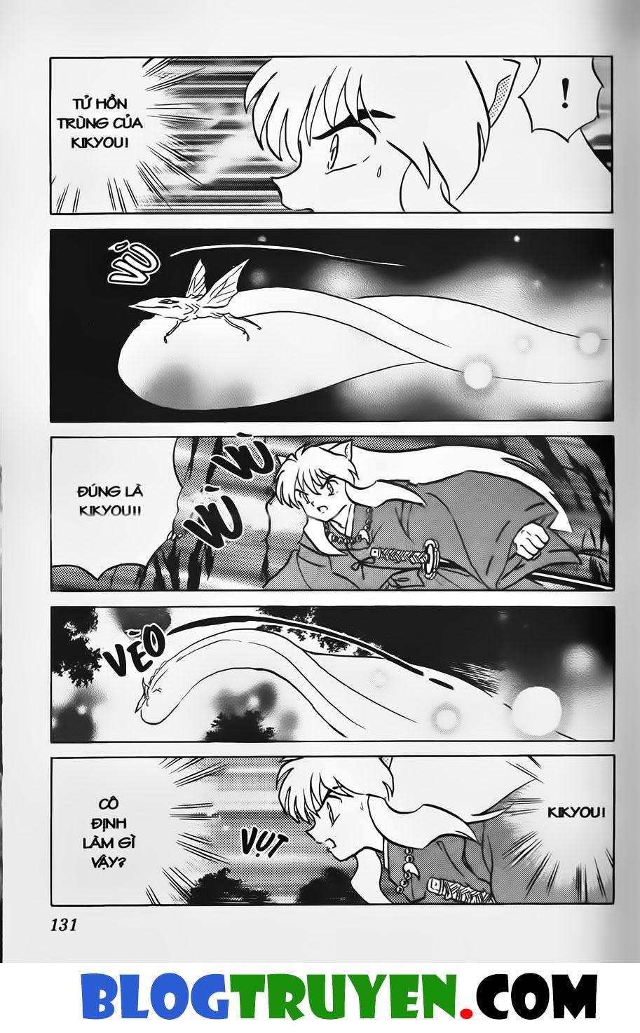 Inuyasha vol 38.7 trang 20