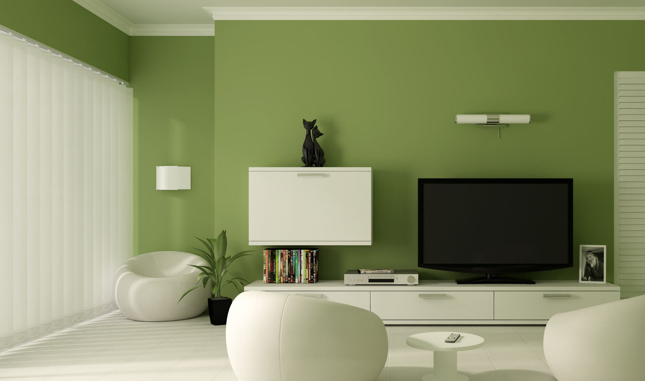 beautiful abodes using green. Black Bedroom Furniture Sets. Home Design Ideas