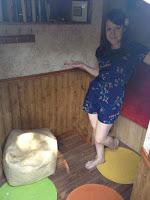 Mini casa subterranea