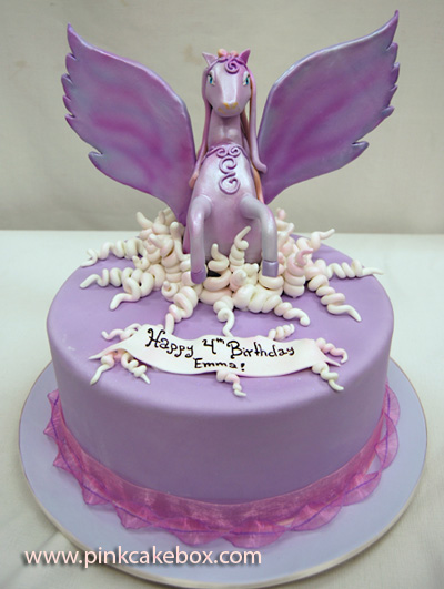 5 Yr Old Girl Birthday Cake Ideas