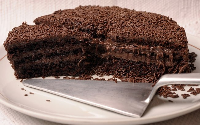 Today's Recipes: Chocolate Cake, And Coconut Tart