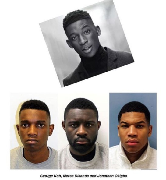3 Ganged Killed A Nigerian Model because Of A Fine Girl, Sentenced To 61yrs Imprisonment .