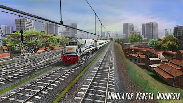 Indonesian Train Simulator - Aplikasi Android di Google Play