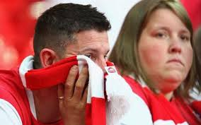 Arsenal Choking Syndrome