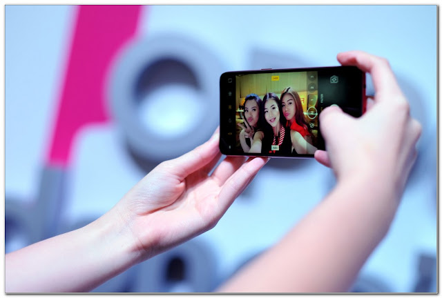 Review Lengkap Oppo F7 Selfie