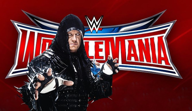 Undertaker WrestleMania 33 Opponents