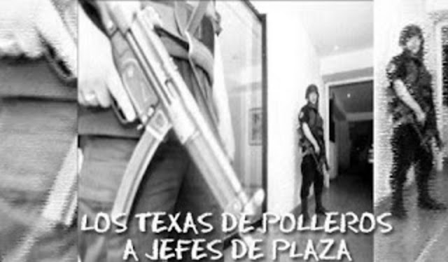 """La historia de """"Los Texas"""" de simples """"polleros"""" a jefes de plaza en Nuevo Laredo"""