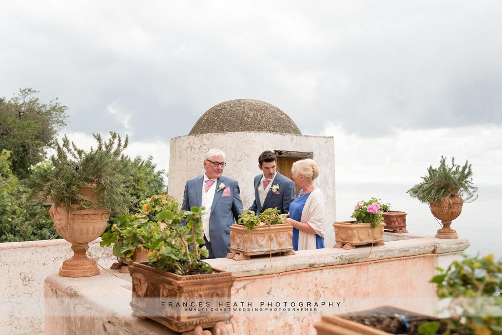 Wedding Villa San Giacomo Positano