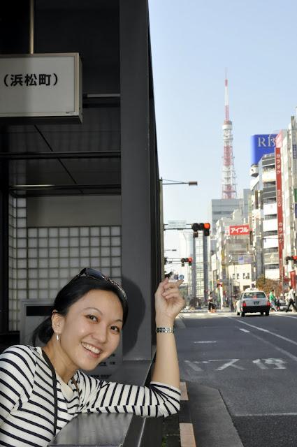 Tokyo Travel: Tokyo Tower