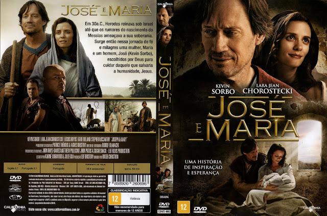 Capa DVD José E Maria